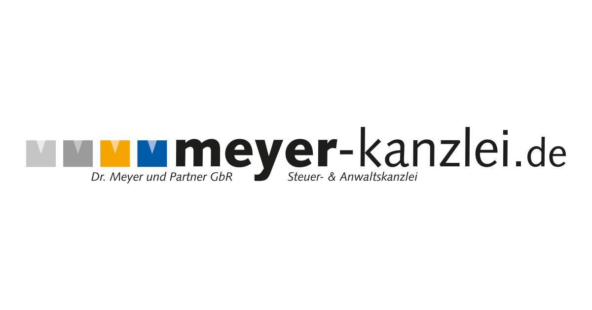 FAQ – Steuern   Meyer und Partner GbR